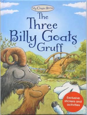 The Three Billy Goats Gruff - My Favourite Fairytales 1 (Hardback)
