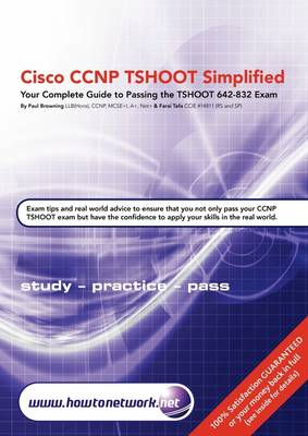 Cisco CCNP TSHOOT Simplified (Paperback)