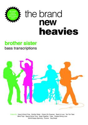 """The """"Brand New Heavies"""" - Brother Sister Bass Transcriptions (Paperback)"""