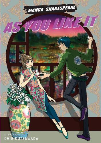 Manga Shakespeare As You Like It (Paperback)