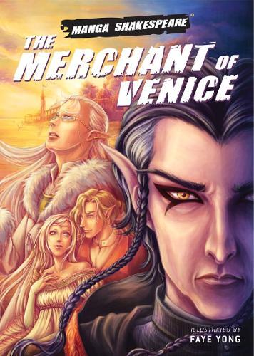 Merchant of Venice - Manga Shakespeare (Paperback)