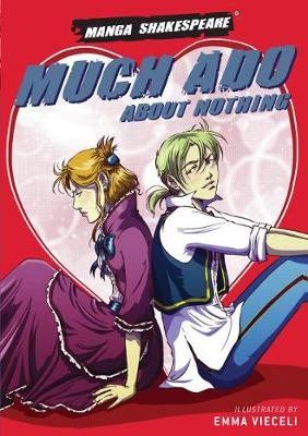 Much Ado About Nothing - Manga Shakespeare (Paperback)