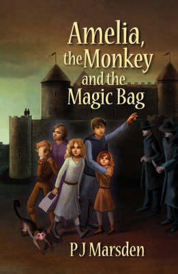 Amelia, the Monkey and the Magic Bag (Paperback)