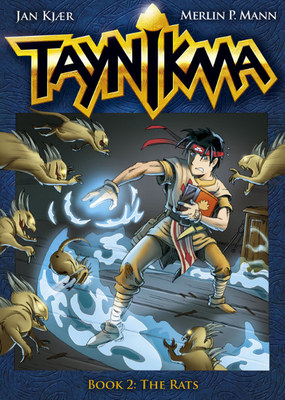 Taynikma: Book 2: The Rats (Paperback)