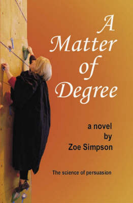 A Matter of Degree (Paperback)