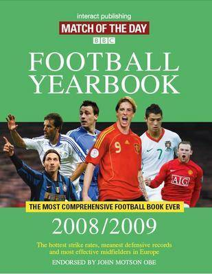 The Match of the Day Football Yearbook 2008-2009: The Most Comprehensive Football Book Ever (Paperback)