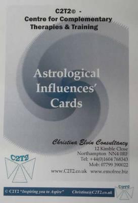 Astrological Influences Cards