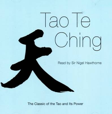 Tao Te Ching: The Classic of the Tao and its Power (CD-Audio)