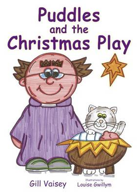 Puddles and the Christmas Play (Paperback)