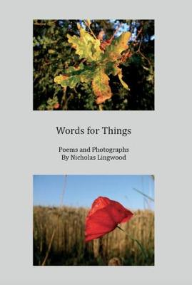 Words for Things: Poems and Photographs (Paperback)