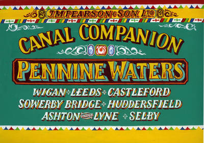 Pennine Waters: Wigan, Leeds, Castleford, Sowerby Bridge, Huddersfield, Ashton-under-Lyne, Selby - Pearsons Canal Companion (Paperback)