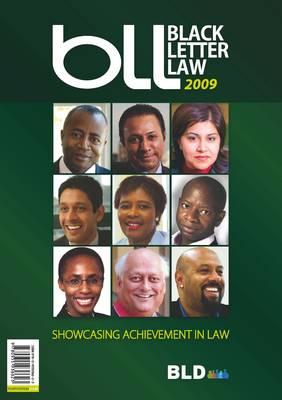 Black Letter Law 2009 (Paperback)