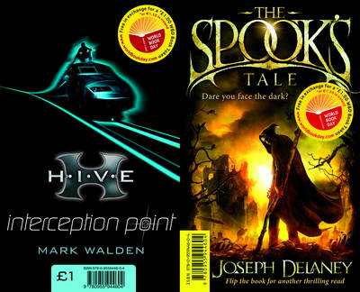 The Spook's Tale / Interception Point (Paperback)