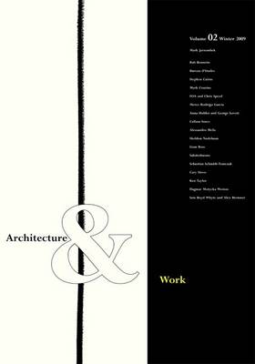 Architecture and Work: Winter v. 2 (Paperback)