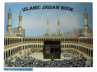Islamic Jigsaw Book (Hardback)