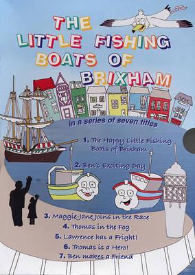 Little Fishing Boats of Brixham (Paperback)