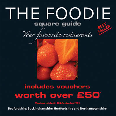 The Foodie Square Guide (Spiral bound)