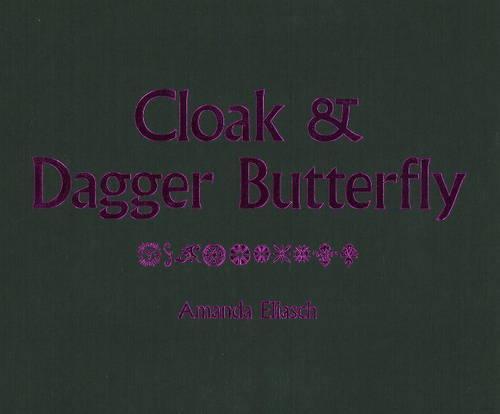 Cloak and Dagger Butterfly (Hardback)
