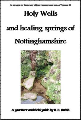 The Holy Wells and Healing Springs of Nottinghamshire: A Gazeteer and Field Guide to Holy Wells, Mineral Springs, Spas and Folklore Water (Paperback)