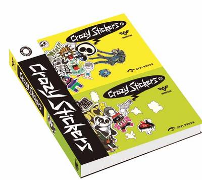 Crazy Stickers (Paperback)