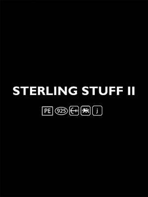 Sterling Stuff II: Seventy Sculptures in Silver (Paperback)