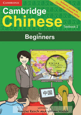 Cambridge Chinese for Beginners Textbook 2 with Audio CD