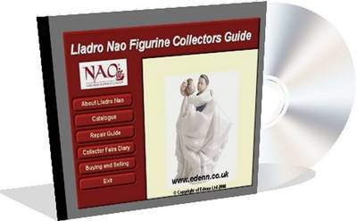 Lladro Nao Figurine Collectors Price Guide (CD-ROM)