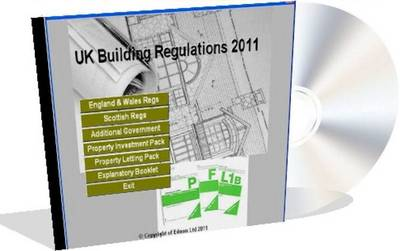 Building Regulations UK 2011: Latest Full Set of Building Regulations for UK for 2011 (CD-ROM)