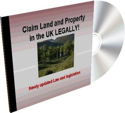 Claim Free Land and Property (CD-ROM)