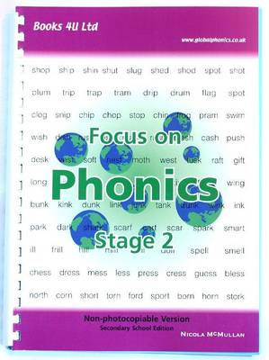 Focus on Phonics: Stage 2 (Paperback)