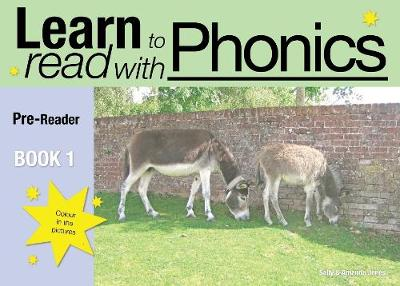 Learn to Read with Phonics: Pre-reader v. 8, Bk. 1 (Paperback)