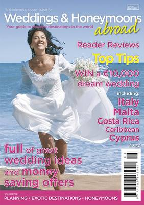 Guide to Weddings and Honeymoons Abroad (Paperback)