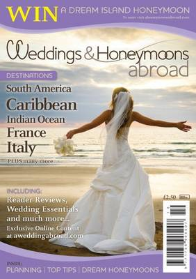 Weddings & Honeymoons Abroad (Paperback)