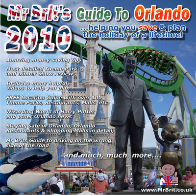 Mr Brits Guide to Orlando 2010 (CD-ROM)