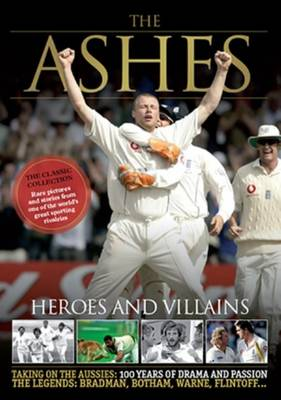 Englands Ashes Heroes (Paperback)