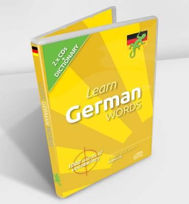 Learn German Words (CD-Audio)