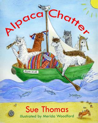 Alpaca Chatter (Paperback)