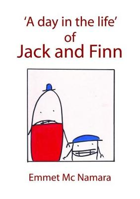 A Day in the Life of Jack and Finn (Paperback)