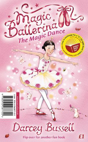 The Magic Dance / Kitten Chaos - Magic Ballerina (Paperback)