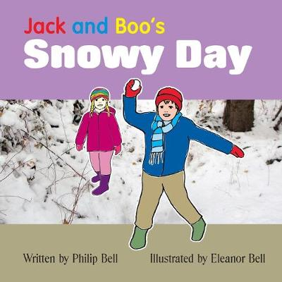 Jack and Boo's Snowy Day (Paperback)