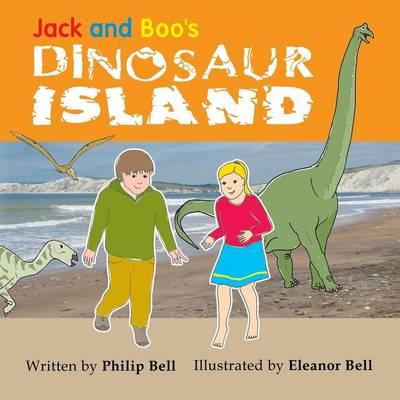 Jack and Boo's Dinosaur Island (Paperback)