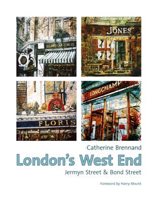 London's West End, Jermyn Street & Bond Street (Paperback)