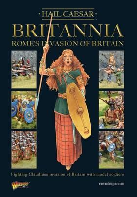 Britannia: The Roman Invasions of Britain (Paperback)