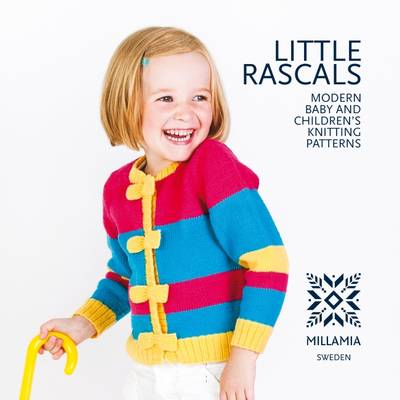 Little Rascals: Modern Baby and Children's Knitting Patterns (Paperback)