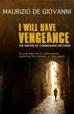 I Will Have Vengeance (Paperback)