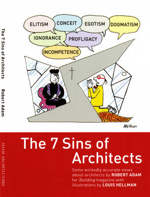 The 7 Sins of Architects (Paperback)