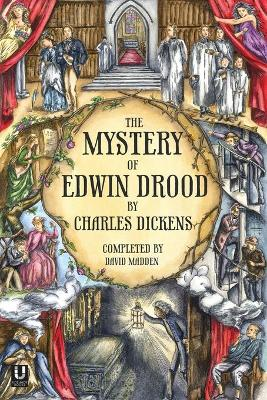 The Mystery of Edwin Drood (Completed by David Madden) (Paperback)