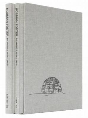 Norman Foster: Drawings 1958-2008 (Hardback)