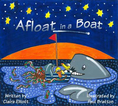 Afloat in a Boat (Paperback)