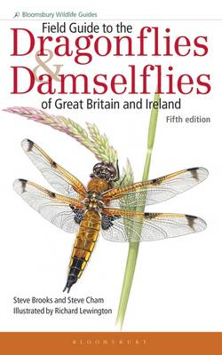 Field Guide to the Dragonflies and Damselflies of Great Britain and Ireland (Paperback)